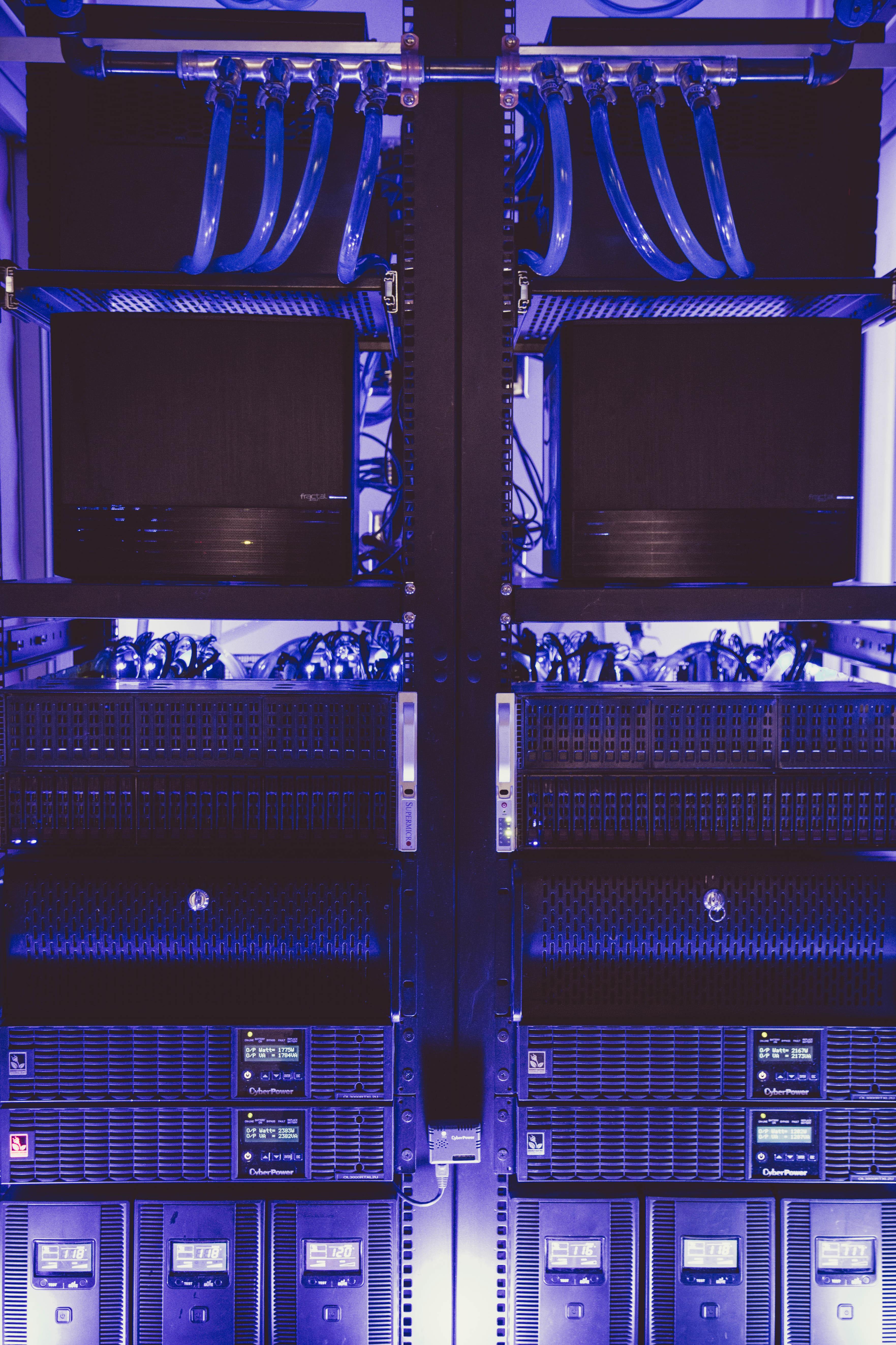 Squirrels supercomputer