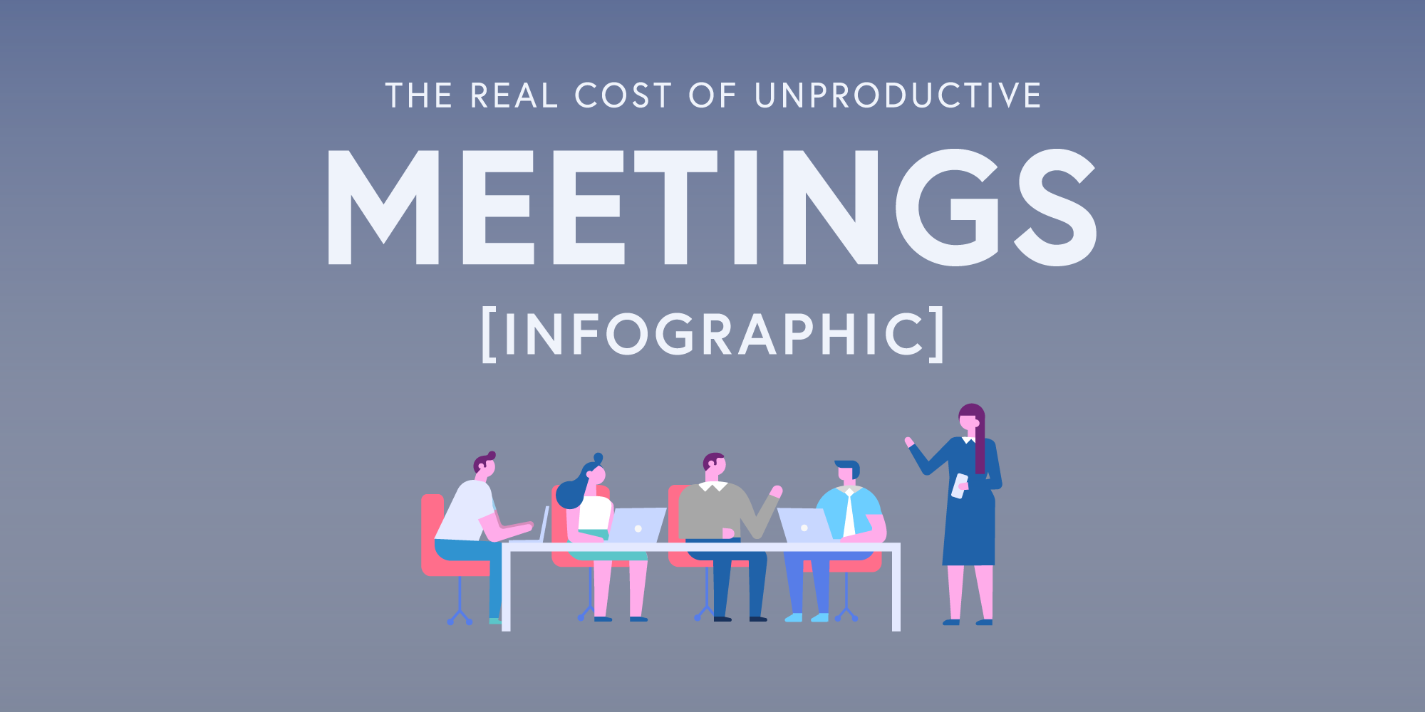 The real cost of unproductive meetings