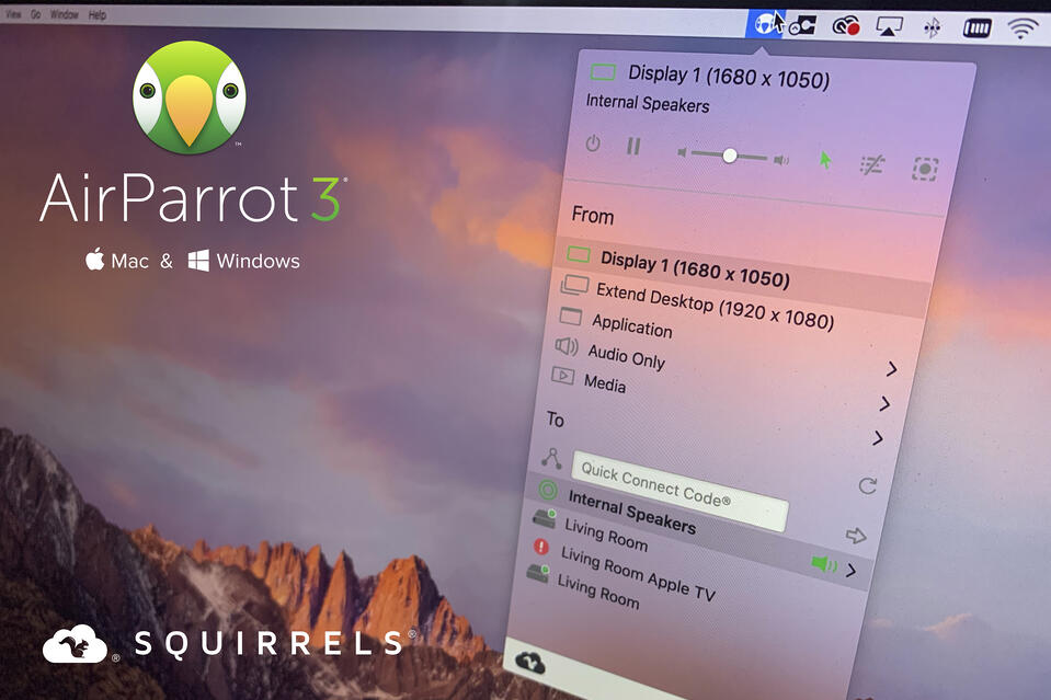 AirParrot 3
