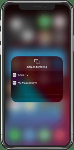 iPhone Screen Mirroring Receivers