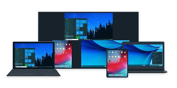 Screen mirror Windows, Chromebook and Android to Apple TV