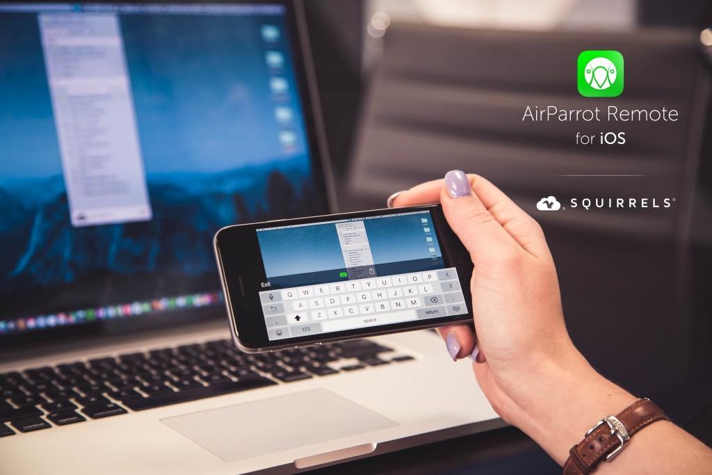 AirParrot Remote Desktop Preview