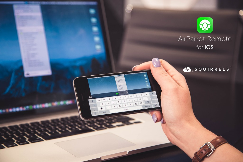 AirParrot Remote Desktop Preview