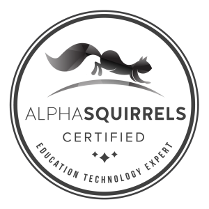 Become an Alpha Squirrel at alpha.airsquirrels.com!