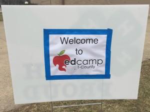 Edcamp T-County