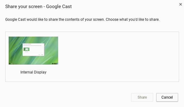 How To Wirelessly Mirror An Entire Chromebook Display to Apple TV or