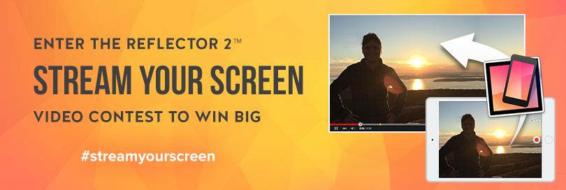 Stream-Your-Screen-Header