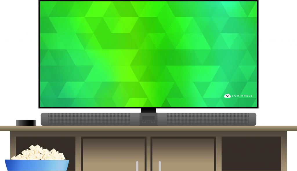 AirParrot Apple TV Green print