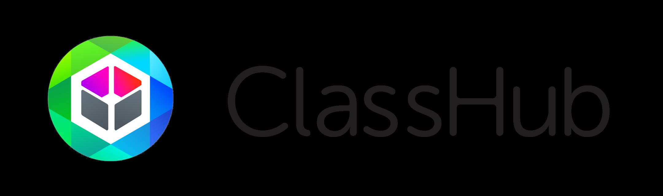 ClassHub Logo Side Text