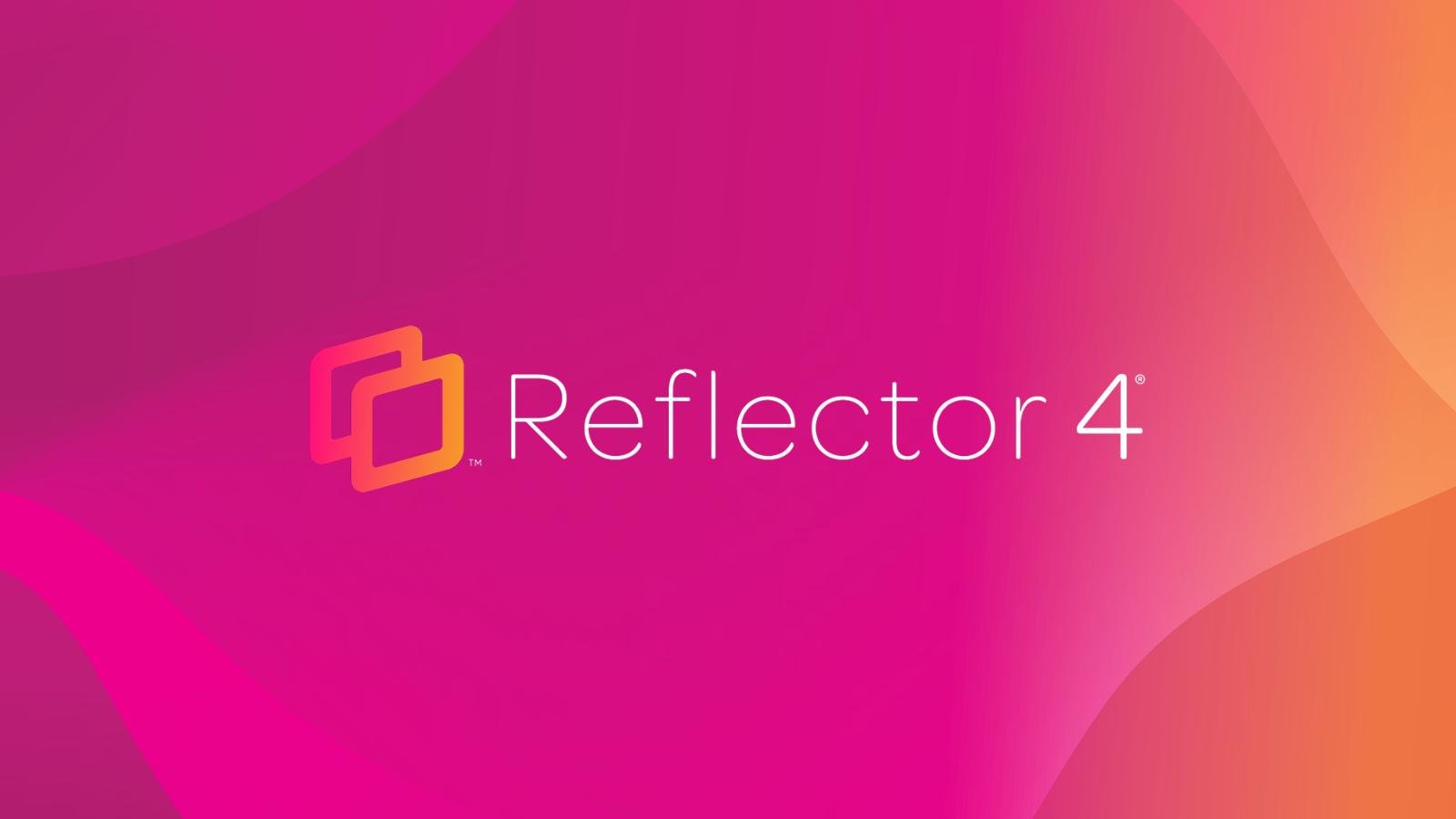 Reflector 4 banner