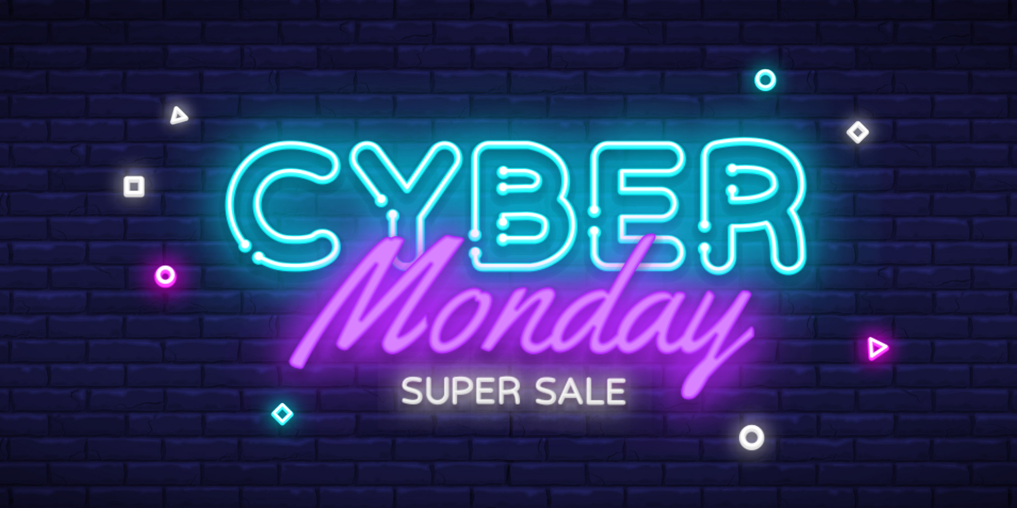 Cyber Monday Super Sale 2018 ⚡