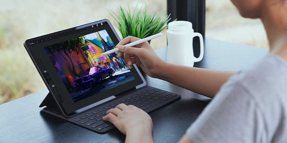 How to Stream Procreate on iPad to Twitch