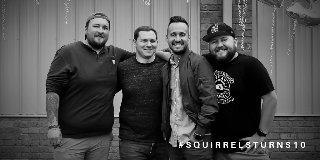How We Got Here: An Interview with Squirrels Leadership Celebrating Squirrels Turns 10