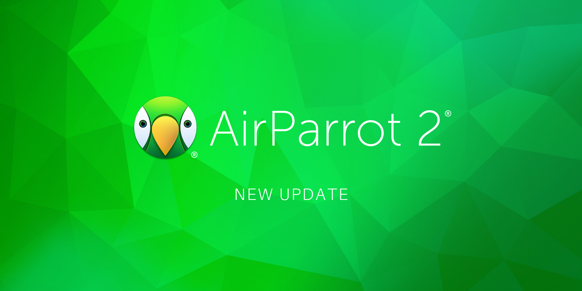 AirParrot 2 for Mac Adds Apple HomePod Support and Fixes Extended Display Issues