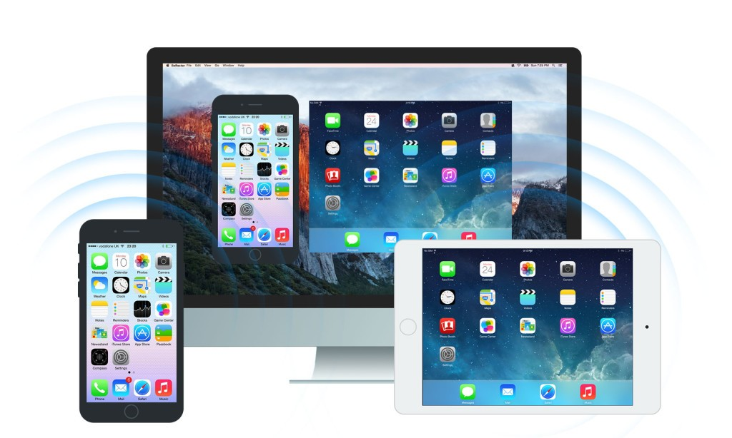 Screen Mirroring Technology for 2017